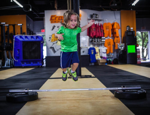 CrossFit Kids Research Brief: Bone Density